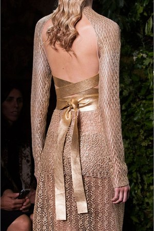 Valentino Haute Couture dress