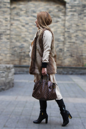 long Sheinside jacket