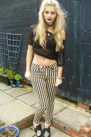 Glamorous UK jeans - Underground flats