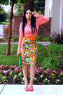 Green-ebay-bag-salmon-studded-forever-21-heels-green-romwe-skirt