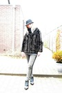 Black-h-m-divided-exclusive-jacket-white-zara-shirt-gray-only-jeans-black-