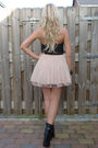 Pink-lipsy-skirt