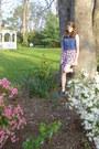 Bubble-gum-floral-forever-21-skirt