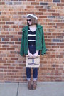 Green-winter-delias-coat-brown-leopard-print-target-boots