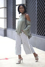 Tobi-blouse-zara-pants-schutz-pumps
