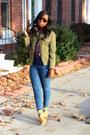 H-m-jeans-madewell-jacket-vintage-shirt-wild-soul-sunglasses