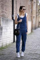 Chloe bag - adidas stan smith sneakers - 40weft romper