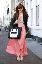 H&M skirt - VJ-style bag