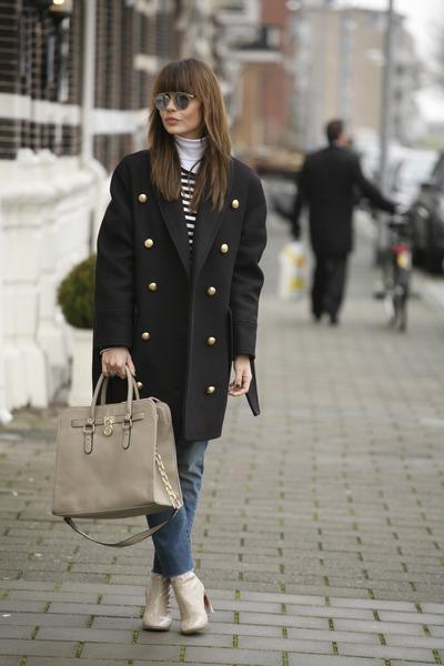 Balmain x H&M coat