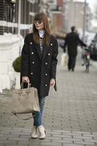 THE DARK BLUE COAT