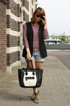 Isabel Marant sweater - VJ-style bag