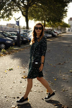 &Other stories dress - Michael Kors bag - Celine sunglasses