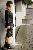 lace H&M skirt