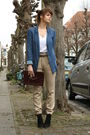 Zara-blazer-zara-pants-zara-shoes-vintage-purse
