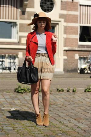 Leballon jacket - Isabel Marant skirt