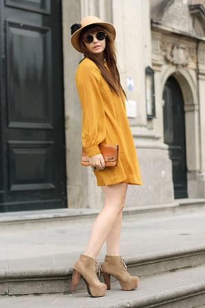 H&M dress - fashionzenvintage bag