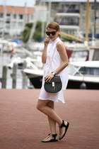 Chloe bag - European Culture dress - Isabel Marant sandals