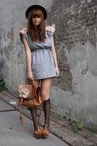 self-made dress