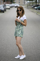 H&M romper - Superga sneakers