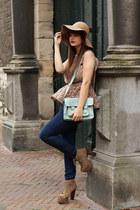Dressrepublic bag - Sheinside top