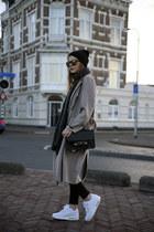 coat - PROENZA SCHOULER bag - Nike air max 90 sneakers