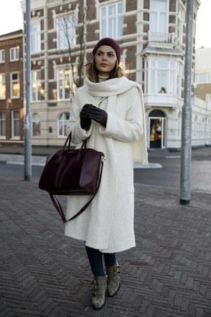 Zara coat - susanna Chloe boots - antigona Givenchy bag