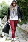 Stradivarius-pants-zara-jacket-zara-bag
