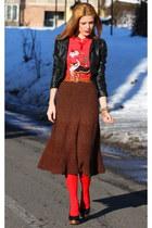 my vintage skirt