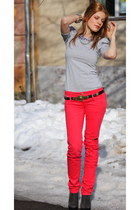 Diesel jeans - Primark blouse