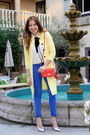 Light-yellow-maxi-coat-kika-paprika-jacket-blue-forever21-jeans