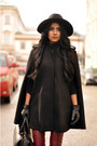 Black-isabel-marant-boots-black-fedora-warehouse-hat-doctors-zara-bag