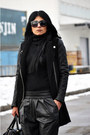 Black-leather-sleeves-zara-coat-black-doctor-zara-bag