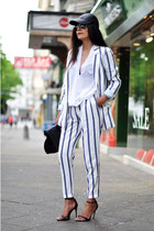 The Striped Suit