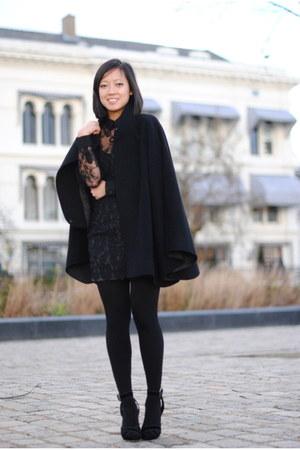 H&M shirt - Zara heels