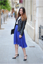 Friis & Company shoes - H&M skirt