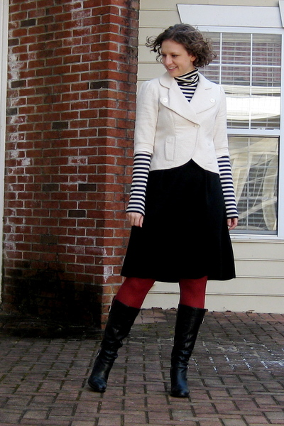 Target Dresses Target Tops Consigned Blazers Loft Tights