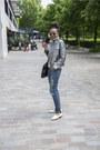 Zara-shoes-sandro-coat-zara-jeans-rayban-glasses