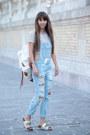 Bershka-jeans-use-unused-bag-stradivarius-top