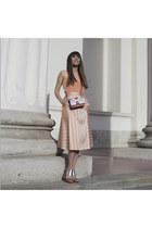 max&co dress - max&co bag - max&co heels