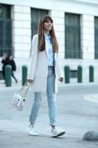 Only coat - Just Cavalli jeans - kaffe shirt