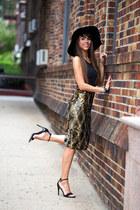 H&M hat - H&M skirt - H&M top