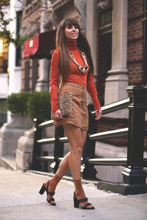 H&M Studio top - H&M Studio skirt - H&M Studio heels
