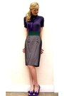 Top-pencil-skirt-skirt-purple-bow-heels