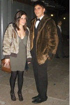 vintage coat - Zara jacket - Zara pants - Zara shirt