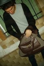 Zara hat - vintage t-shirt - - pull&bear purse - Zara jeans