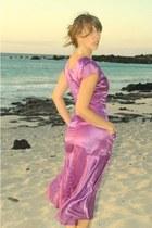 firegypsy vintage lavender 40s dress dress