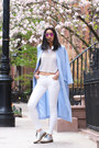 Sky-blue-asos-coat-white-skinny-jeans-j-brand-jeans