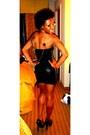 Black-black-heels