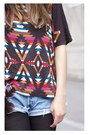 Nastygal-shirt-tawny-thrifted-bag-vintage-levis-shorts