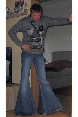used comycom jeans